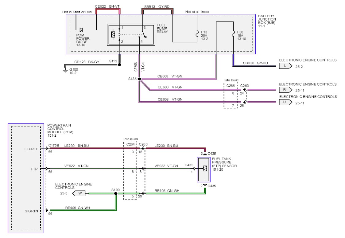 2011 gt500 fuel pump wiring diagram jpg