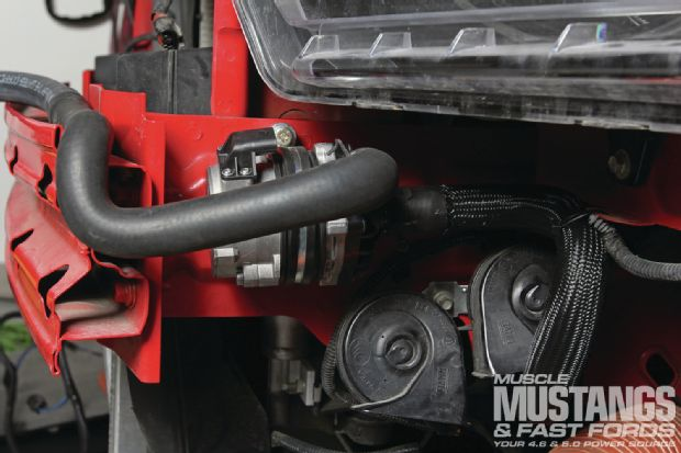 13/'14 H/E Pump Installed on 2008 Frame | Ford Shelby GT500 Forum