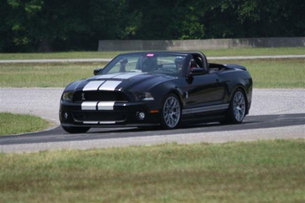 Showcase cover image for 4850kurt's 2010 Ford Shelby GT500 Convertible