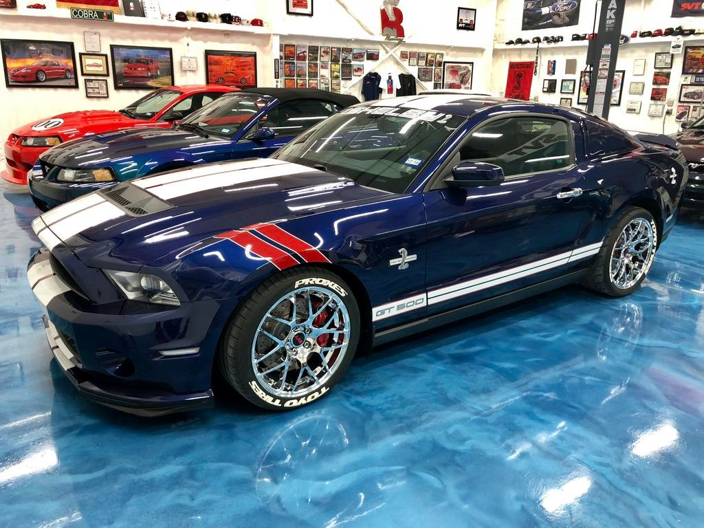 2007 - 2014 - Detailed the Shelby (pics) | Ford Shelby GT500