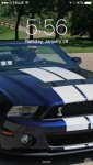 Brizzie's 2010 Shelby GT500