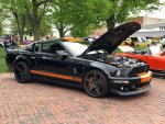 2008 Shelby GT 500