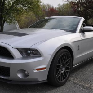 2011 Shelby GT500 CONV  6