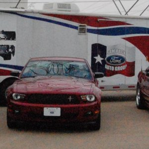 Mustang show North Texas 011
